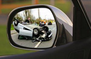 Reclamar accidente de tráfico